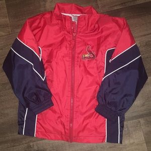 Other - St Louis Cardinals kids windbreaker